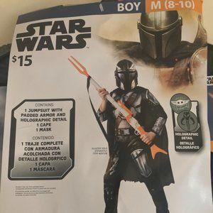 Kids Star Wars Costume (The Mandalorian)